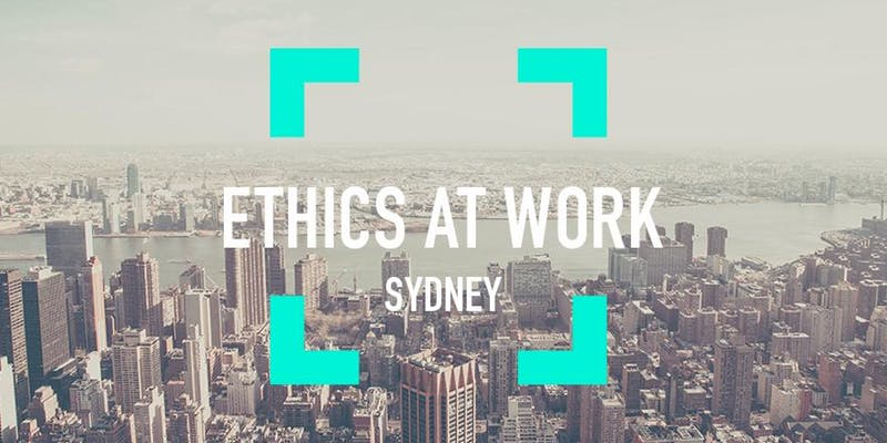 Ethics at Work